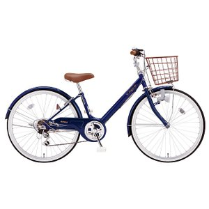 ミヤタ(MIYATA) 子供自転車 VサインJR CRVJ2269 パールネイビー|trycycle