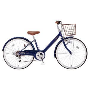 ミヤタ(MIYATA) 子供自転車 VサインJR CRVJ2469 パールネイビー trycycle