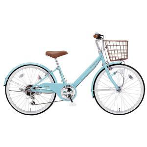 ミヤタ(MIYATA) 子供自転車 VサインJR CRVJ246A9 ヘイジーブルー trycycle