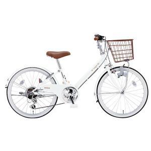 ミヤタ(MIYATA) 子供自転車 VサインJR CRVJ2469 シェルホワイト trycycle