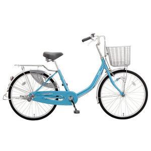 ミヤタ(MIYATA) シティサイクル アルミスター(変速なし) DAU60A91フラッシュブルー|trycycle