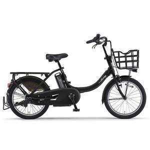 ヤマハ パス 電動アシスト自転車 PAS Babby un マットブラック2 PA20BXL|trycycle