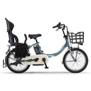 ヤマハ パス 電動アシスト自転車 PAS Babby un SP パウダーブルー2 PA20BSPR|trycycle
