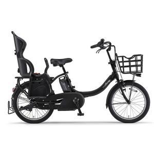 ヤマハ パス 電動アシスト自転車 PAS Babby un SP マットブラック2 PA20BSPR|trycycle