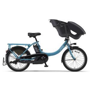 ヤマハ パス 電動アシスト自転車 PAS Kiss mini un SP アクアシアン PA20KSP|trycycle