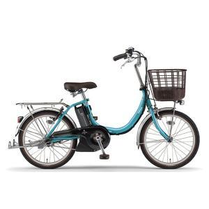 ヤマハ パス 電動アシスト自転車 PAS SION-U 20 エスニックブルー PA20SU|trycycle