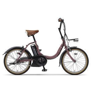 ヤマハ パス 電動アシスト自転車 PAS CITY-C ワインレッド2 PA20CC|trycycle