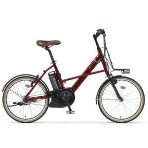ヤマハ パス 電動アシスト自転車 PAS CITY-X ダークメタリックレッド2 PA20CX|trycycle