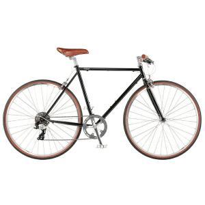 送料無料 RITEWAY(ライトウエイ) クロスバイク スタイラス STYLES グロスブラック【北海道、九州、沖縄、離島は送料別】|trycycle