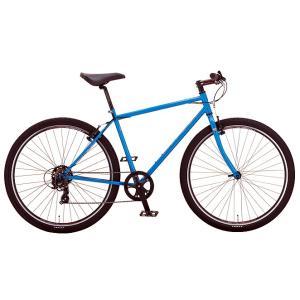 送料無料 ミヤタ(MIYATA) クロスバイク フリーダムタフ AFRF509 (AB43) シャイニーブルー|trycycle