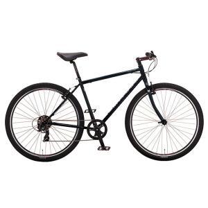 送料無料 ミヤタ(MIYATA) クロスバイク フリーダムタフ AFRF509 (OK26) ハーフマットブラック|trycycle