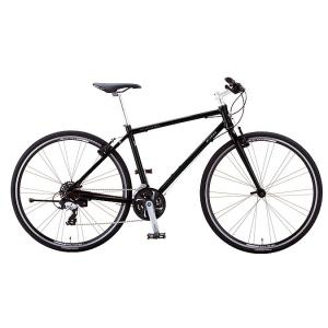 送料無料 ミヤタ(MIYATA) クロスバイク カリフォルニアスカイ C ACSC380 (OK26) ハーフマットブラック|trycycle