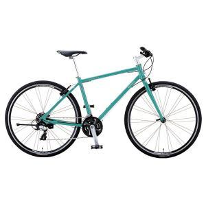 送料無料 ミヤタ(MIYATA) クロスバイク カリフォルニアスカイ C ACSC460 (OG95) ハーフマットティール|trycycle