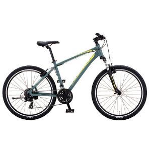送料無料 ミヤタ(MIYATA) マウンテンバイク カリフォルニアスカイ M BCSM439 (OS75) マットグレー|trycycle