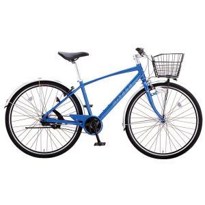 送料無料 ミヤタ(MIYATA) クロスバイク EXクロス プライムベルト BEP75LB0 (AB37) ハーフマットブラック|trycycle