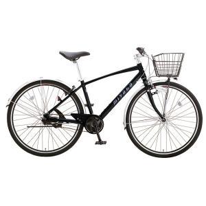 送料無料 ミヤタ(MIYATA) クロスバイク EXクロス プライムベルト BEP75LB0 (OK26) ハーフマットブルー|trycycle