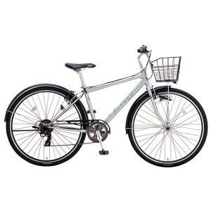 送料無料 ミヤタ(MIYATA) クロスバイク EXクロス BEC42L91 (OS73) マットSシルバー|trycycle
