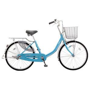 【キャッシュレス5%還元対象店】送料無料 ミヤタ(MIYATA) シティサイクル アルミスターU DAU6091 (AB28) フラッシュブルー|trycycle|01