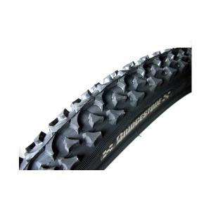 ブリヂストン ジュニアマウンテン用 タイヤ(1本巻き) 24×1.75インチ|trycycle