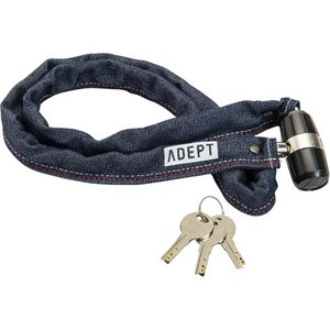 ADEPT(アデプト) ワイヤーロック K311 デニム|trycycle
