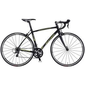 送料無料 ブリヂストン ANCHOR(アンカー) ロードバイク RFA5 EX ブラック/イエロー 390mm 【北海道、九州、沖縄、離島は送料別】|trycycle