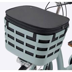 バスケット フロントスクエアバスケットカバー(フロント) FBC-FR ブラック|trycycle
