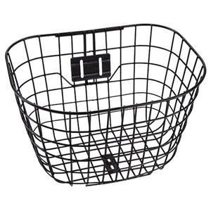 バスケット 丸型バスケット 09YV ブラック|trycycle