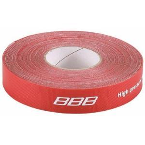 BBB リムテープ 18MMX10M レッド BTI-95|trycycle