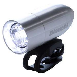 ビアンキ フロントライト Bullet Lighting / SILVER×WHITE LED|trycycle