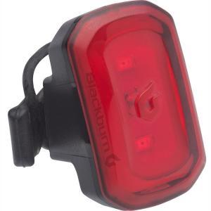 ポイント6倍 ブラックバーン(Blackburn) テールライト(USB充電) クリックUSB リア ブラック|trycycle
