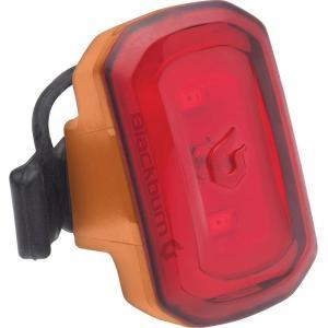 ポイント6倍 ブラックバーン(Blackburn) テールライト(USB充電) クリックUSB リア オレンジ|trycycle