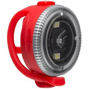 ポイント6倍 ブラックバーン(Blackburn) ヘッドライト(電池) クリックフロント レッド 18|trycycle