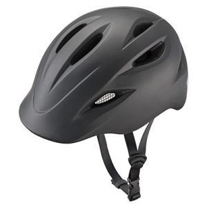 ブリヂストン 自転車用ヘルメット クルムス CH-BSL Lサイズ(58cm〜61cm、370g) ブラックの画像