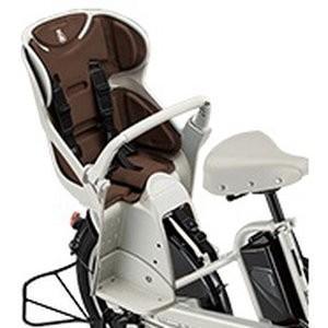 送料無料 ブリヂストン(BRIDGESTONE) bikke専用 リヤチャイルドシート RCS-BIK4 ホワイト|trycycle