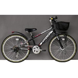 即納可能送料無料 子供用自転車 24インチ クロッツ フラッシュバックDX FBR246DX パノラマハイフラッシャー搭載|trycycle