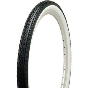 【キャッシュレス5%還元対象店】GP(ギザ プロダクツ) タイヤ 221 26x2.125 ブラック/ホワイト trycycle