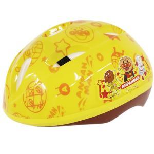 ジョイパレット 子供用ヘルメット カブロヘルメットミニ それいけ!アンパンマン 44-50cm trycycle