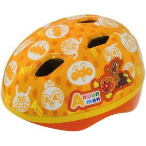 ジョイパレット 子供用ヘルメット カブロヘルメットV それいけ!アンパンマン 46-52cm trycycle