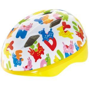 ジョイパレット 子供用ヘルメット カブロヘルメットV ロディ 46-52cm trycycle