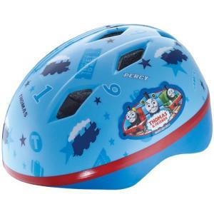 ジョイパレット 子供用ヘルメット カブロヘルメットV きかんしゃ トーマス 46-52cm trycycle