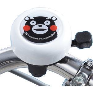 川住製作所 KW-001KM くまモンのベル|trycycle