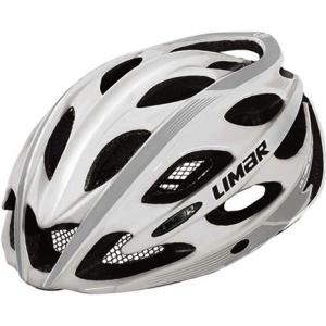 送料無料 LIMAR(リマール) ヘルメット ウルトラライト+ Mサイズ ホワイト/グレー|trycycle
