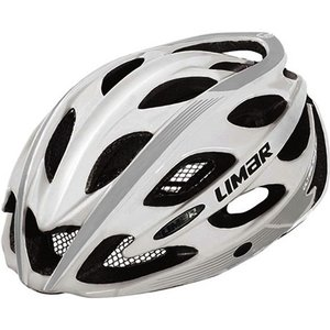 送料無料 LIMAR(リマール) ヘルメット ウルトラライト+ Lサイズ ホワイト/グレー|trycycle