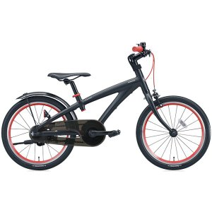【防犯登録サービス中】ブリヂストン キッズ用自転車 レベナ(LEVENA) LV186 クロツヤケシ|trycycle