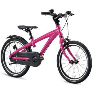 【防犯登録サービス中】ブリヂストン キッズ用自転車 レベナ(LEVENA) LV186 ピンク|trycycle