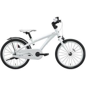 【防犯登録サービス中】ブリヂストン キッズ用自転車 レベナ(LEVENA) LV186 ホワイト trycycle