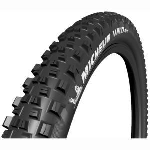 送料無料 ミシュラン MTBタイヤ 27.5×2.80 ワイルドAMパフォーマンス TLレディ|trycycle