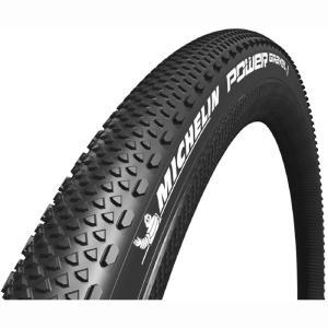 送料無料 ミシュラン グラベルタイヤ 700×33 POWER グラベル ブラック|trycycle