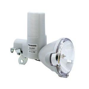 パナソニック(Panasonic) SKL097 ハロゲン発電ランプ|trycycle