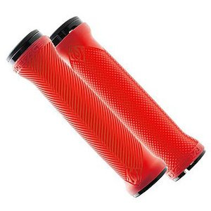 RACEFACE(レースフェイス) グリップ LOVE HANDLE LOCK ON GRIPS RED|trycycle